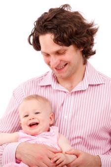 Padre e hija.