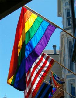 Bandera homosexual