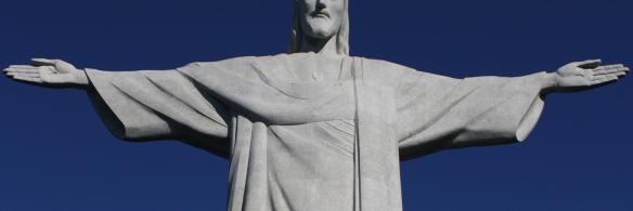 Brazos abiertos de Jesús