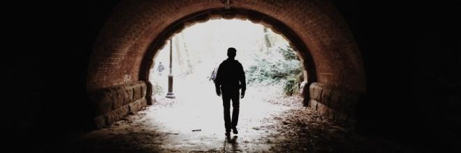 Túnel oscuro