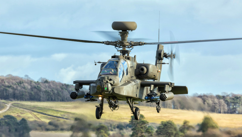 Helicóptero Apache Longbow